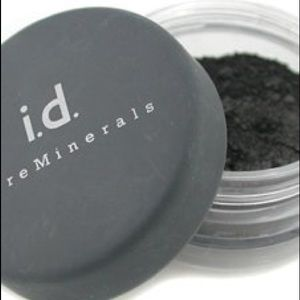 BareMinerals soft black liner/shadow NEW